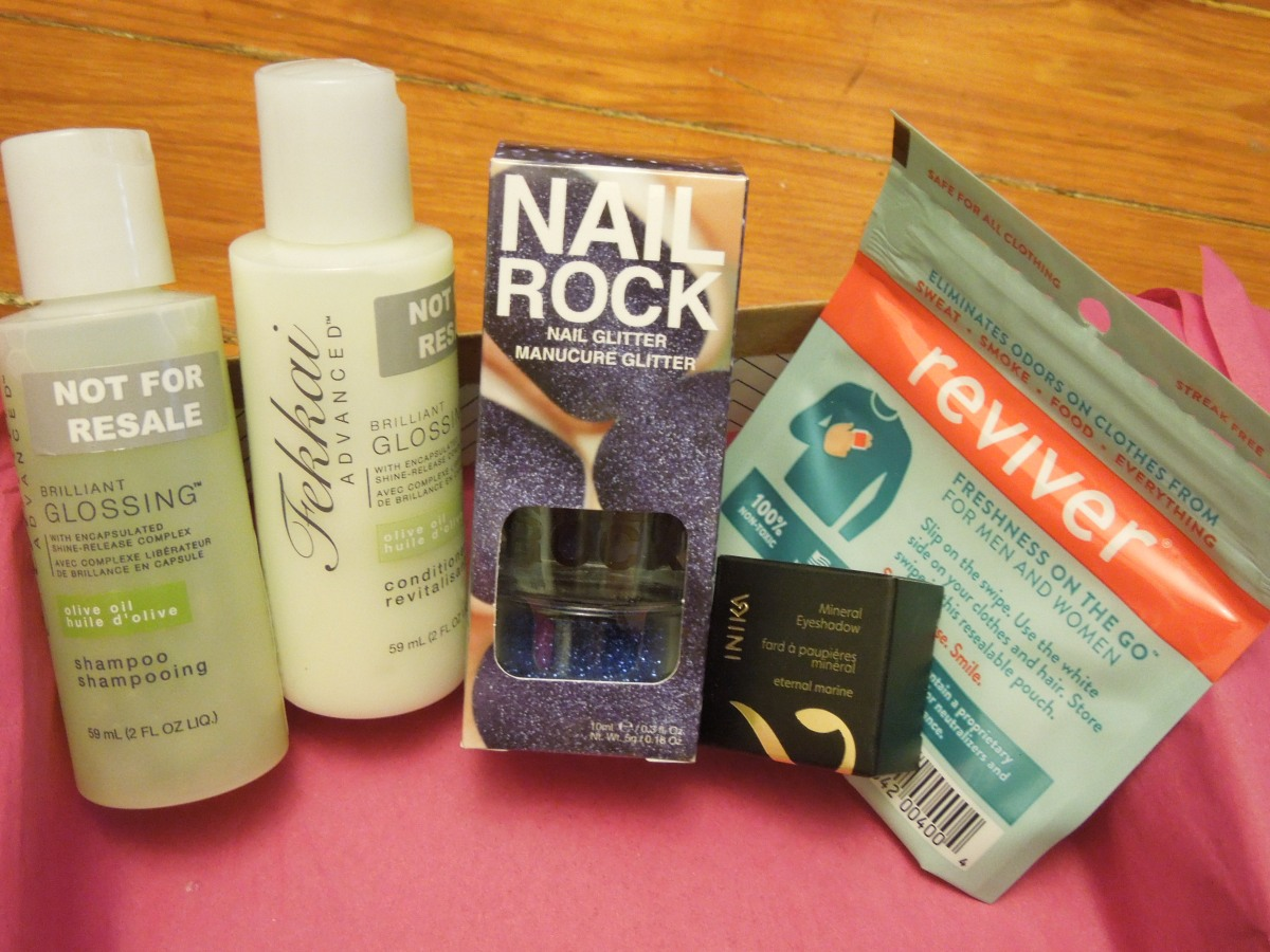 Birchbox: January 2014