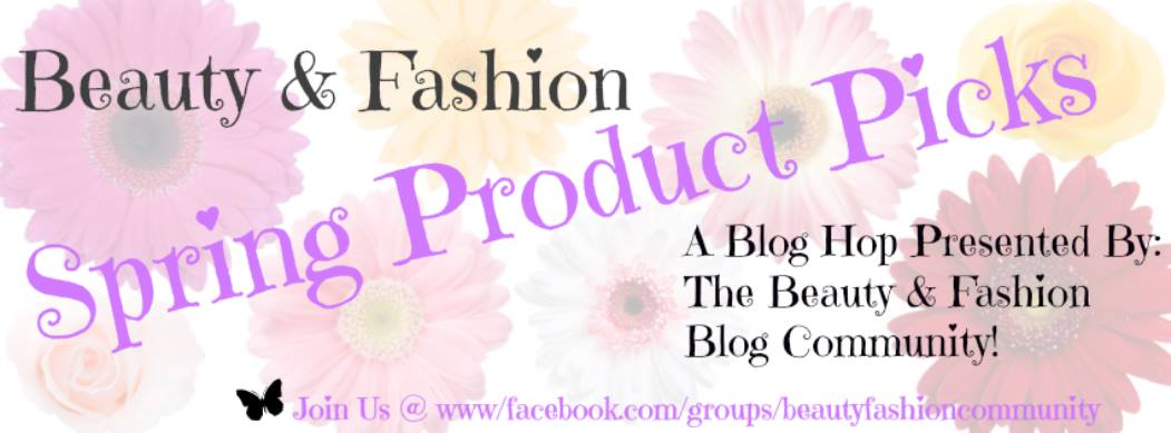 April Blog Hop: Spring Picks!