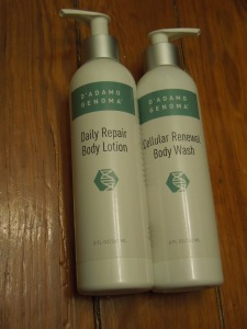 Body Cream & Body Wash