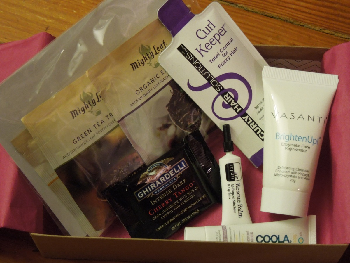 Birchbox: March 2014