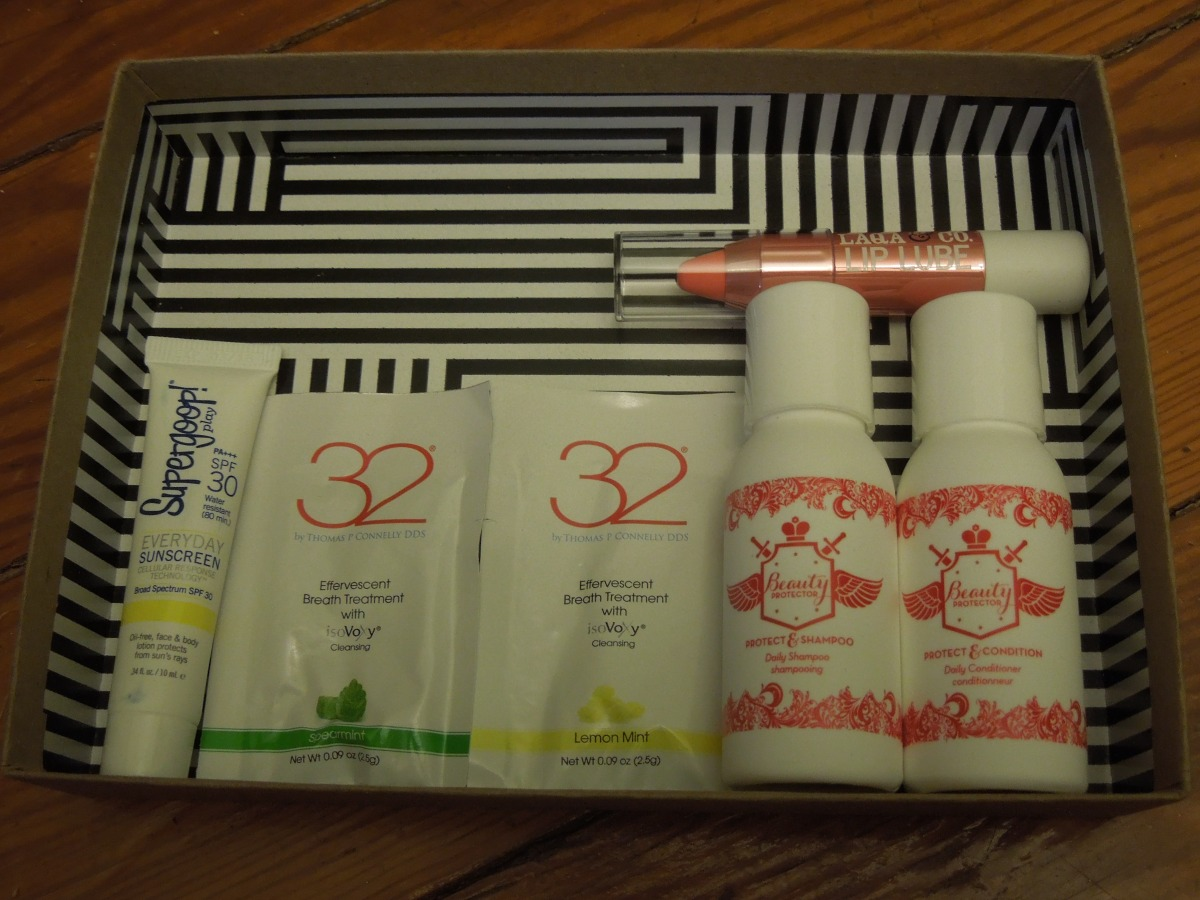 Birchbox: May 2014