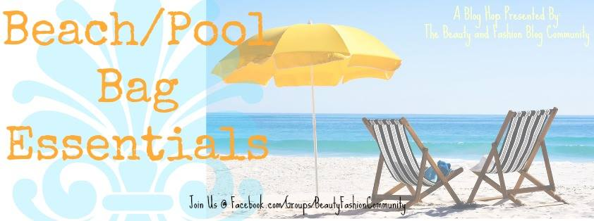 June Blog Hop: Beach & Pool Bag Essentials
