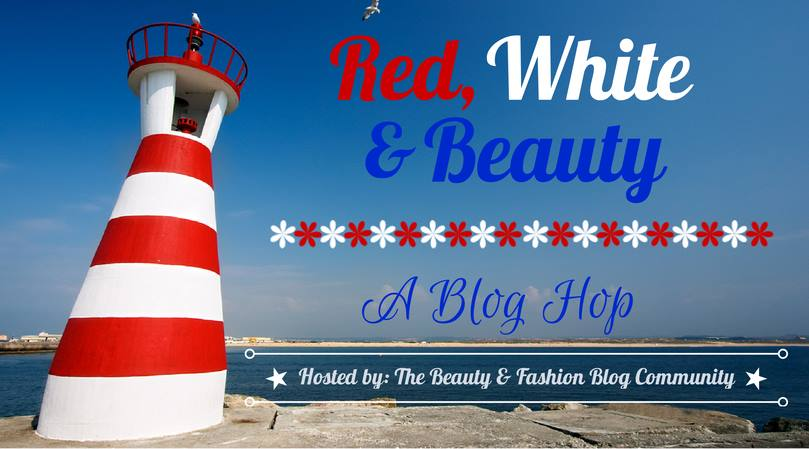 July Blog Hop: Red, White &Blue!
