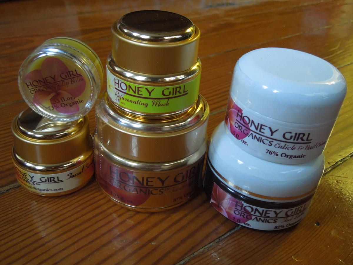 AUGUST PRODUCT REVIEW: Honey Girl Organics