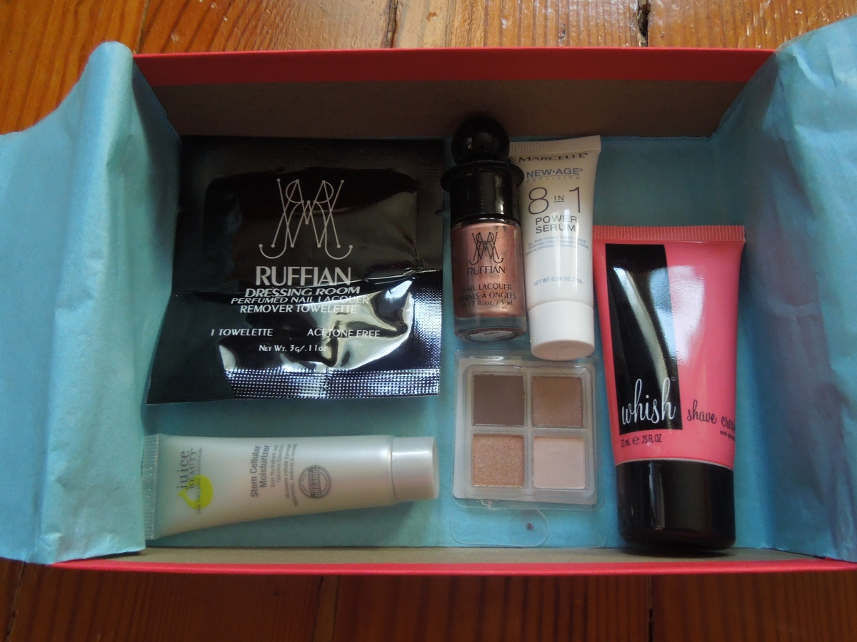 Birchbox: July 2014