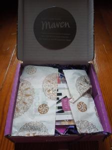 Maven Box Open