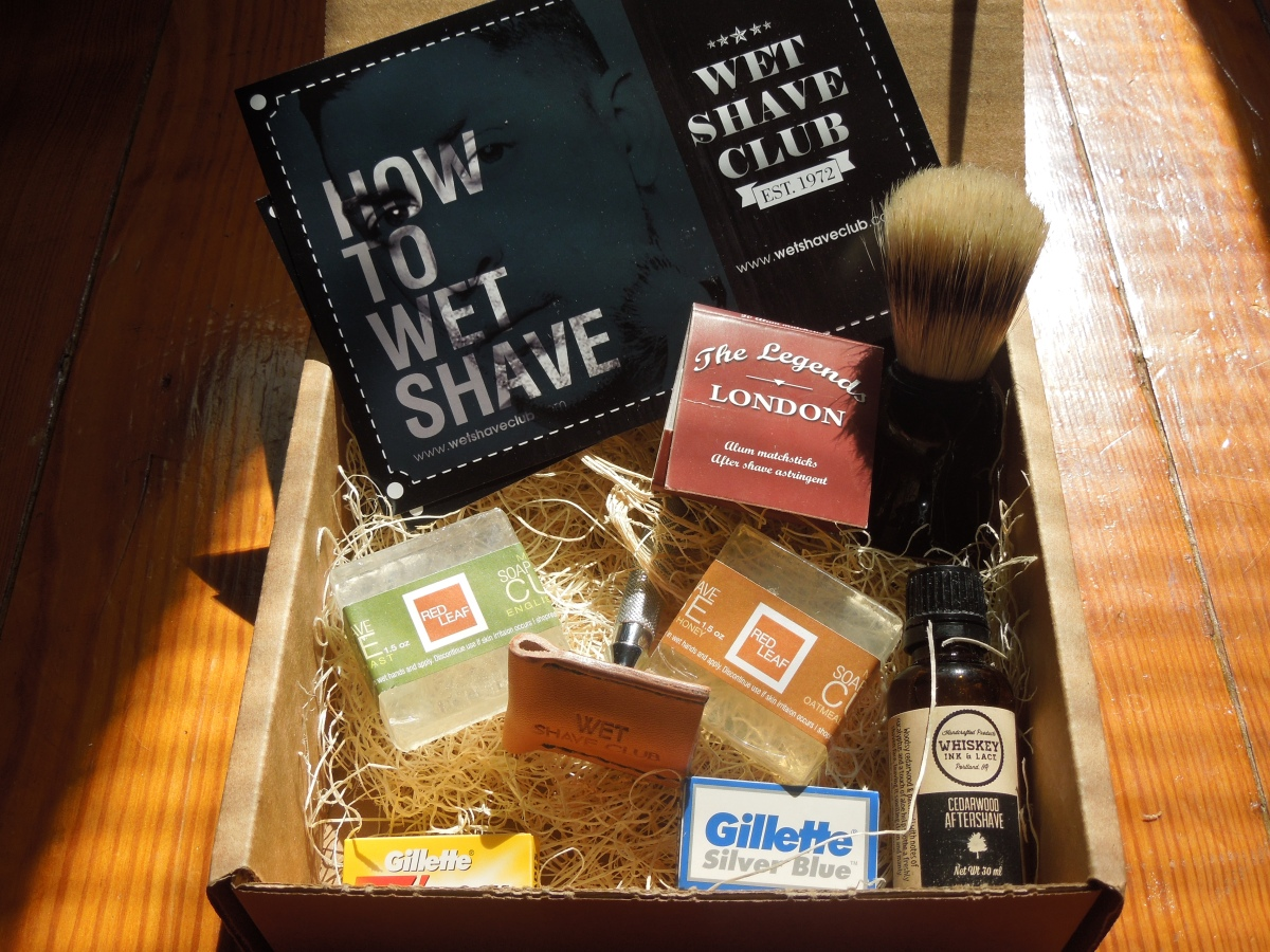 Wet Shave Club Review: September 2014