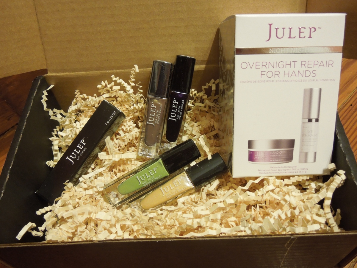 Julep:  Jewel Heist MysteryBox