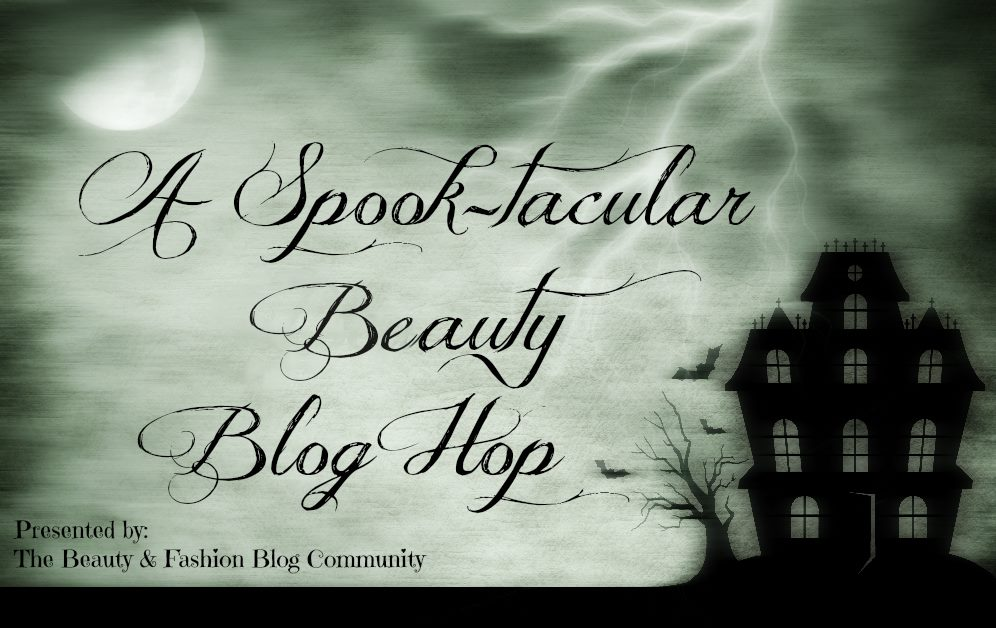 October Blog Hop: A Spooktacular Beauty Blog Hop!