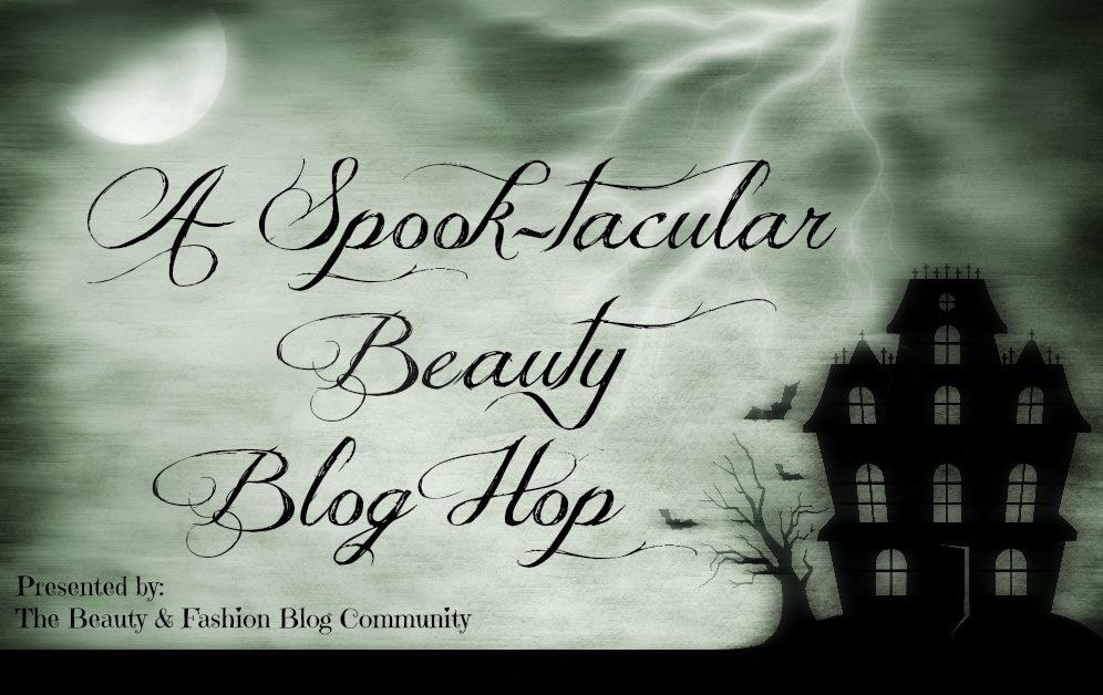 October Blog Hop: A Spooktacular Beauty BlogHop!