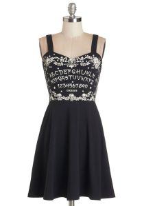 Ouija Dress