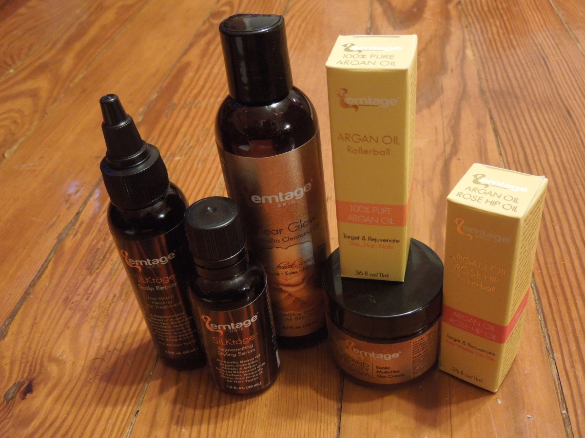 NOVEMBER PRODUCT REVIEW: Emtage Hair & Beauty