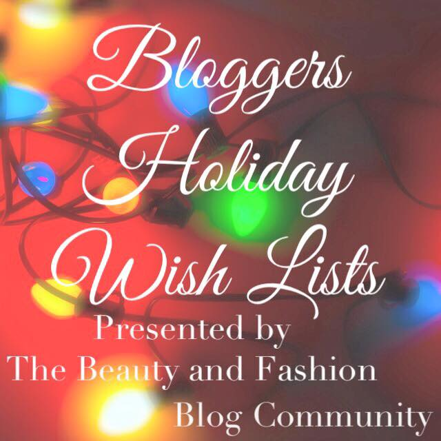 December Blog Hop: Holiday WishList