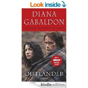 WRITER'S SHELF: THE POPSUGAR 2015 BOOK CHALLENGE! – Book #1 Outlander by Diana Gabaldon
