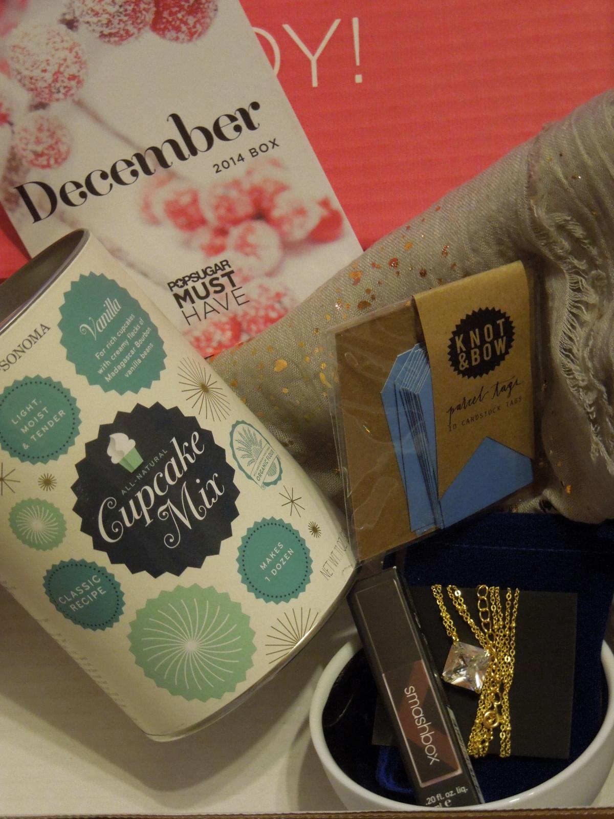 Popsugar Must Have: December2014