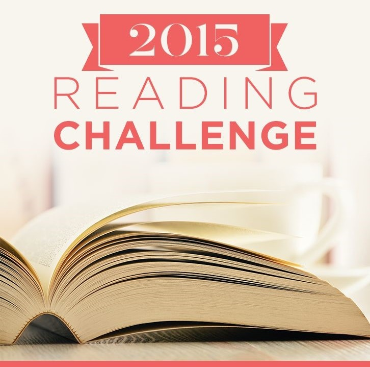 NEW FEATURE!  WRITER'S SHELF & THE POPSUGAR 2015 BOOK CHALLENGE!