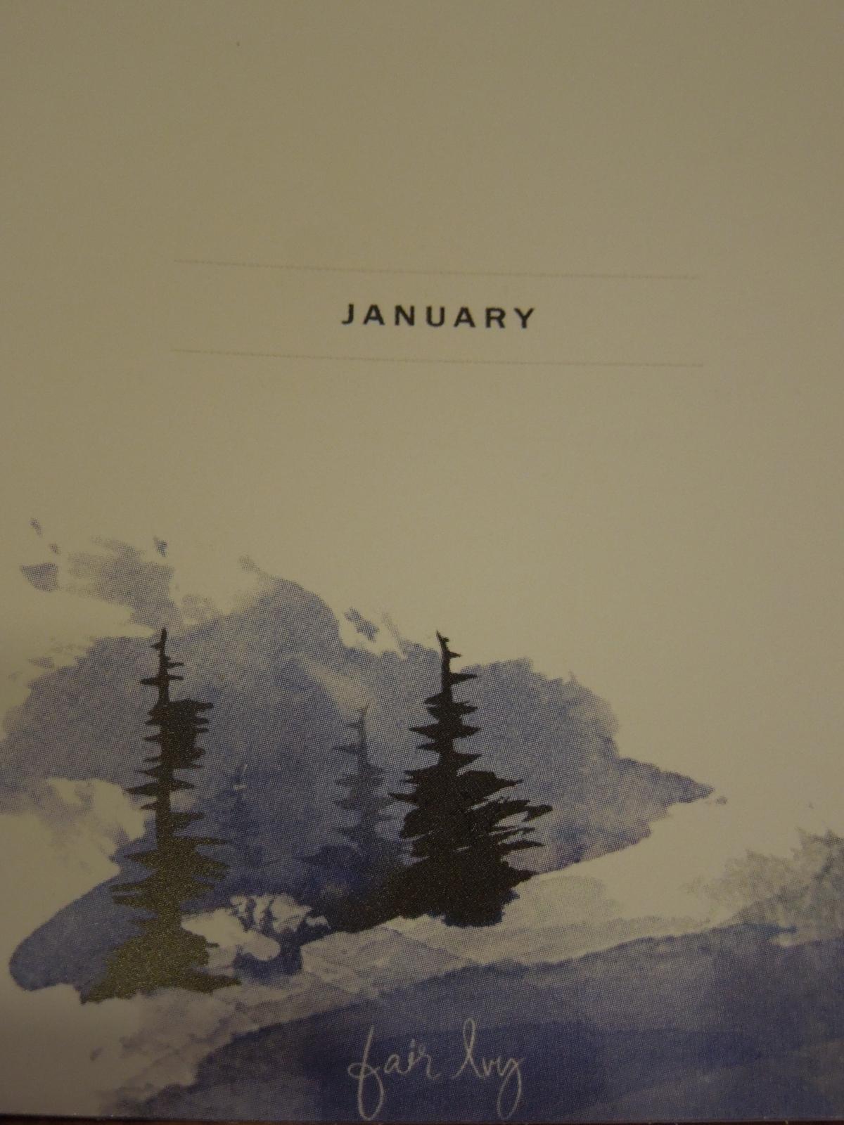 Fair Ivy: January2015