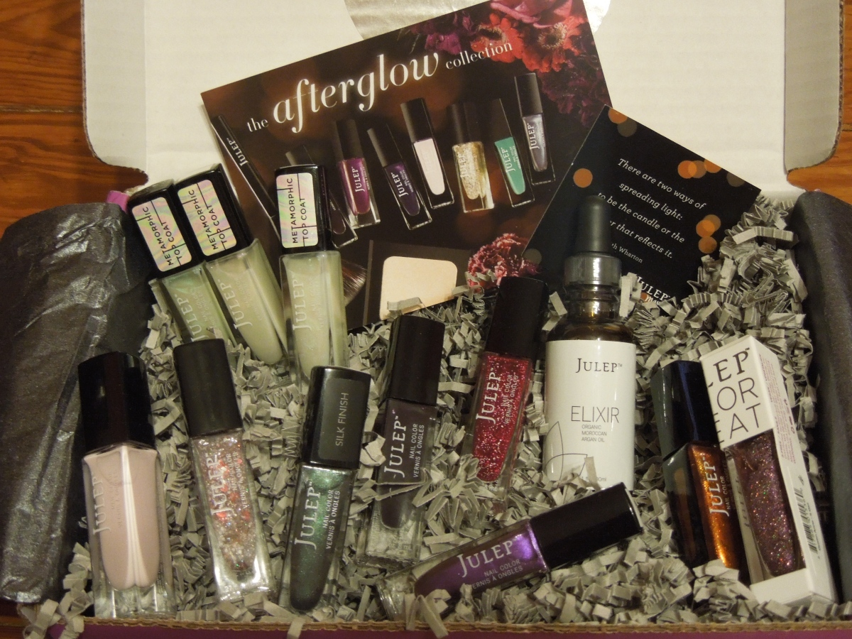 Julep Maven:  February 2015 – The Afterglow Collection – It Girl