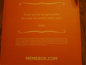 Open Box Quote