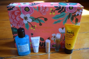April 2015 - Birchbox