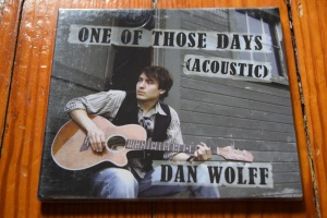One of those Days Acoustic