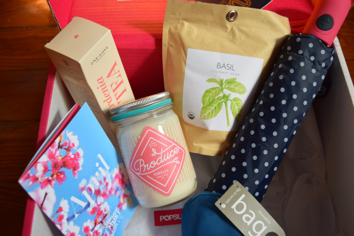 Popsugar: April 2015 & the LE CFDA Box That Wasn't