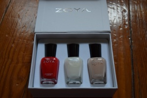 Zoya Open Box