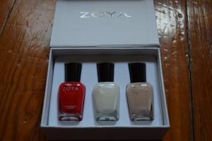 Zoya Open Box
