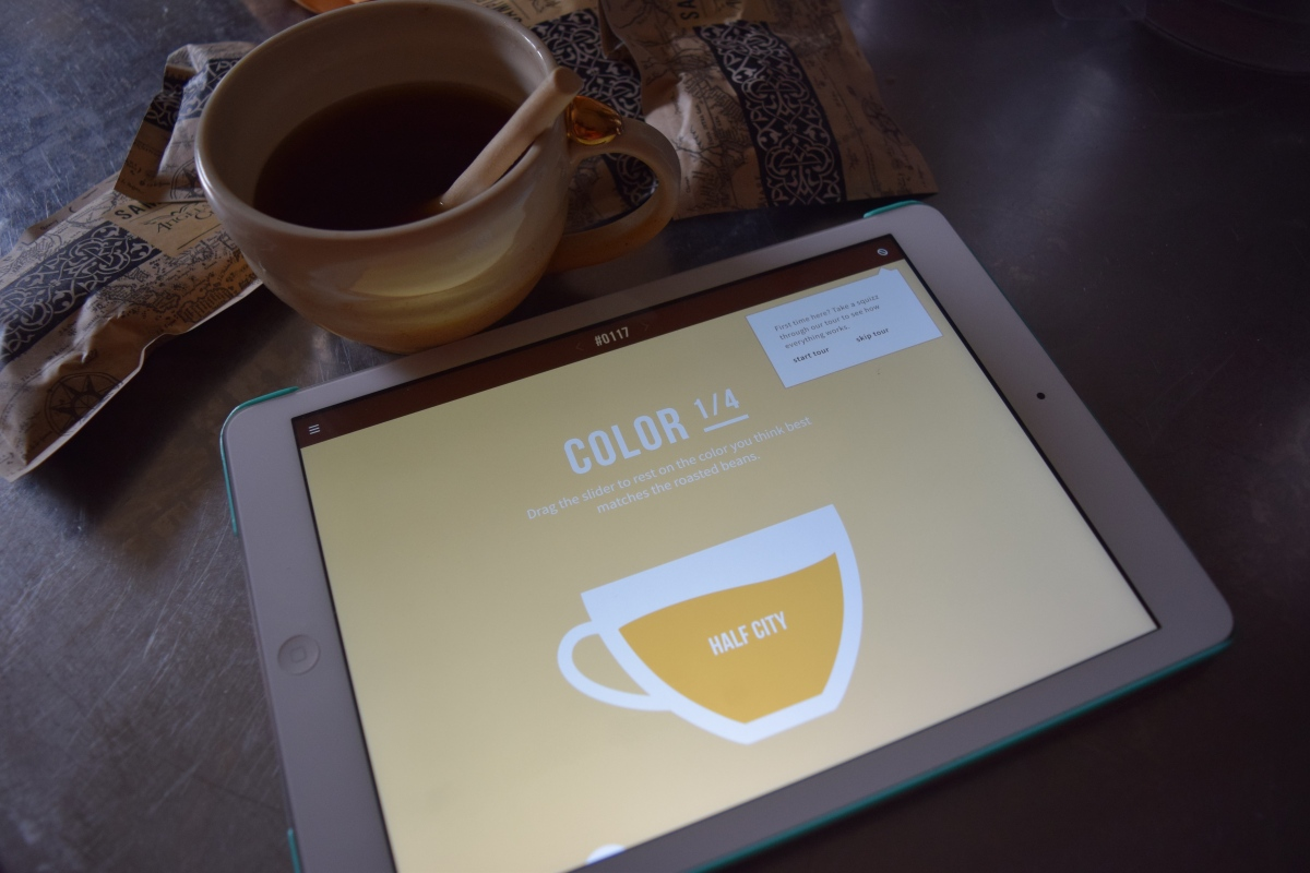 Angels' Cup – Coffee Tasting Subscription: May2015