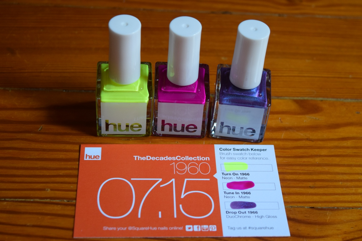 Squarehue: The 1960s – July2015