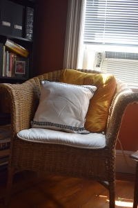 Chair with Pillow