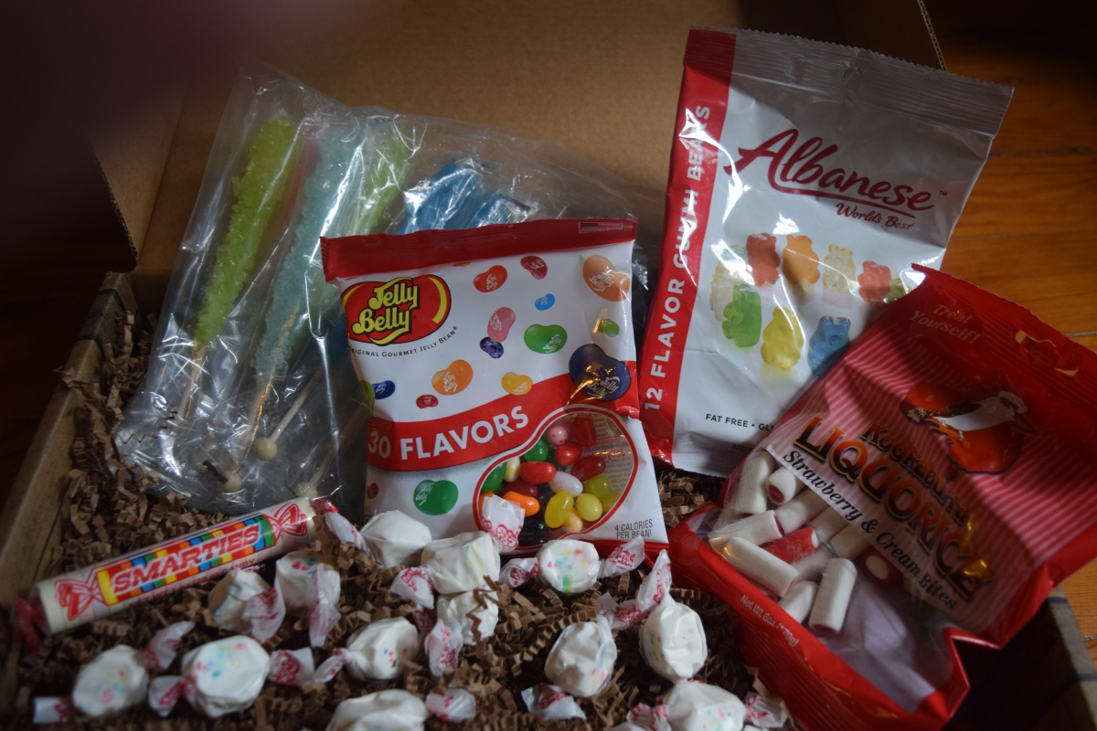 Treat Chest Candy Club: August 2015 & CouponCode!