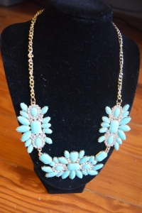 Statement Necklace Bust