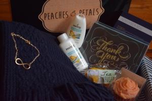 Peaches & Petals November 2015