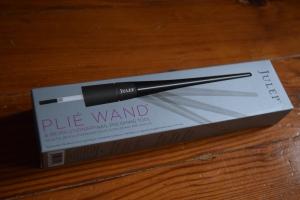 Plie wand