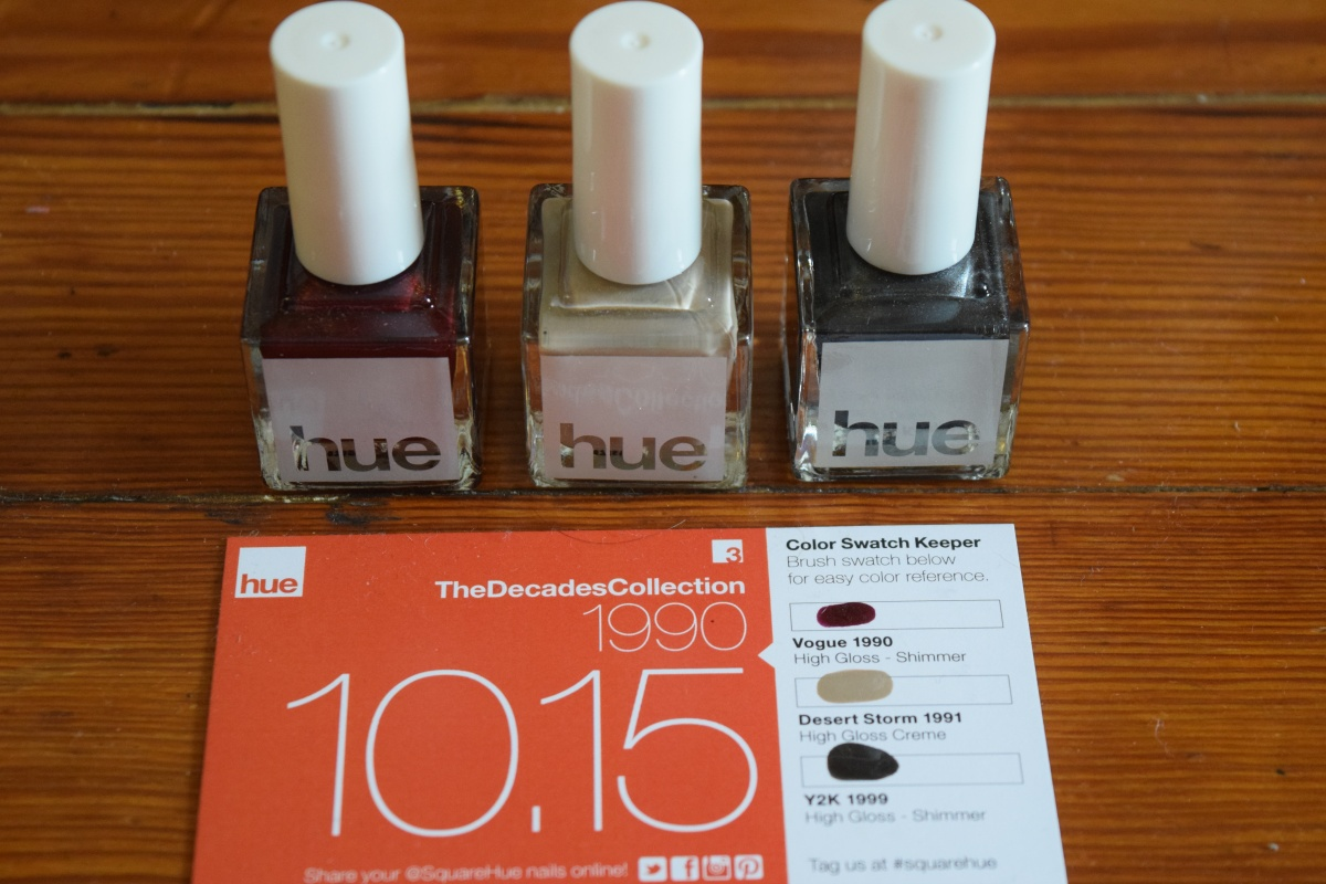 Squarehue: The 1990s – October2015