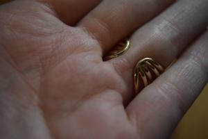 Wearing Ring Back