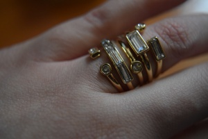 Wearing Ring Front