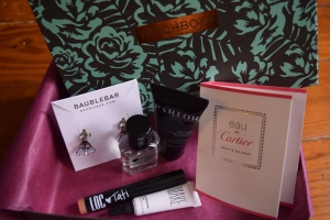 Birchbox November 2015 & Plus