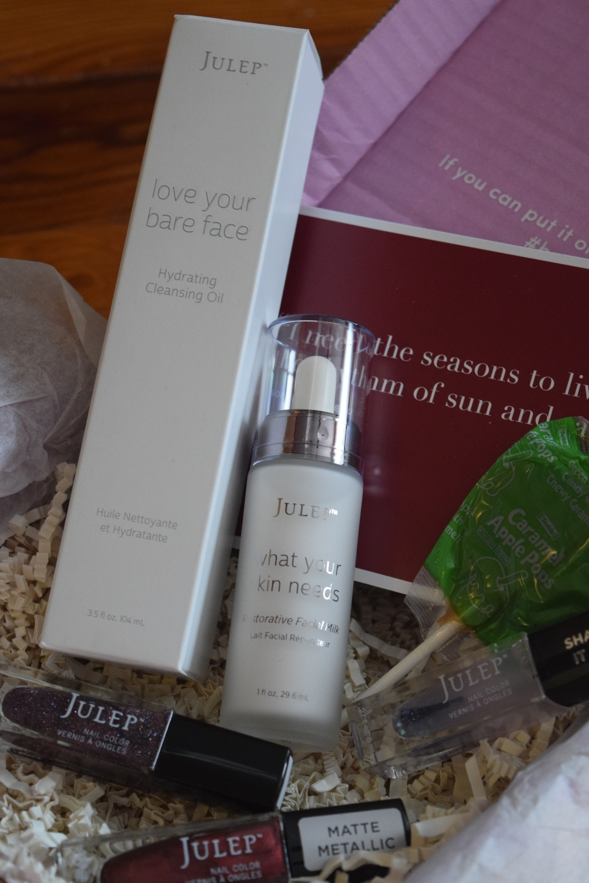 Julep Maven Luxe: November 2015 – The Switch-Up Collection & A New Mystery Box!