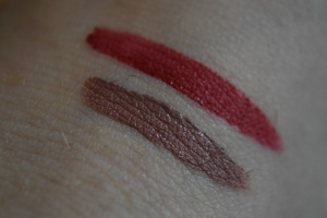 Lip Mousse Swatches