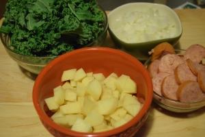 Soup Chopped