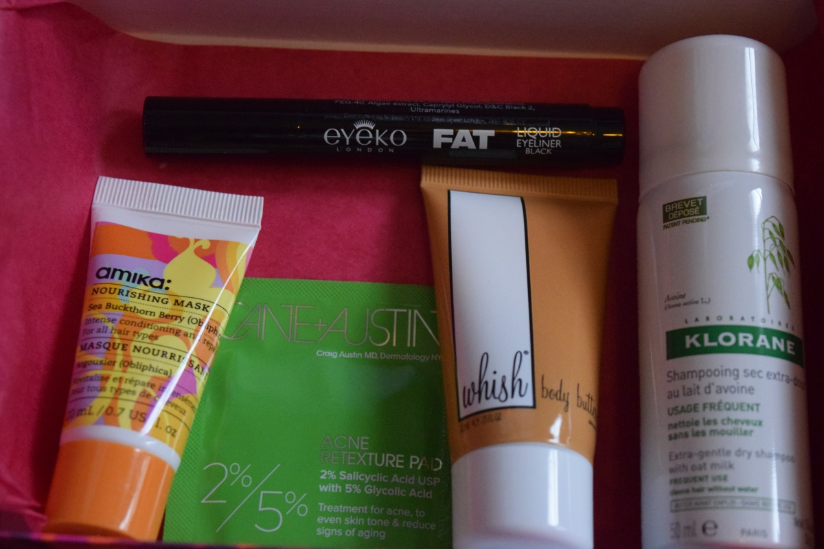 Birchbox: January 2016 & a new Limited Edition Box!