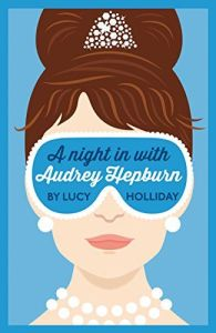 A night in with Audrey Hepburn Book #4