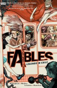 Fables Book #5