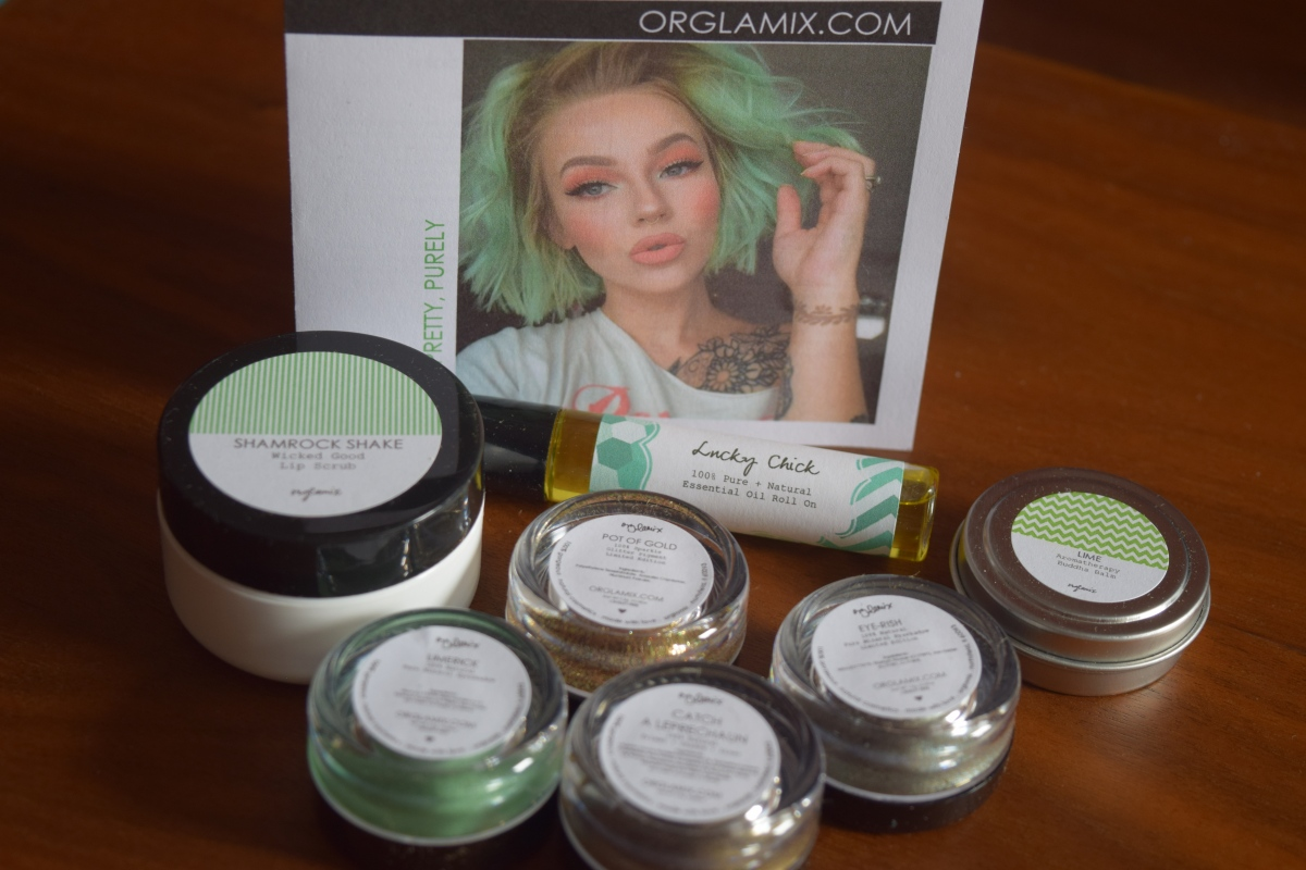 Orglamix Glam Box: March 2016