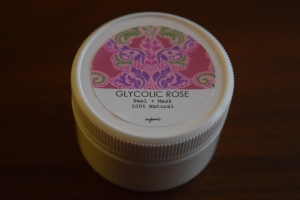 Glycolic Rose Peel