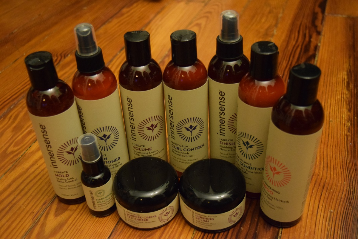 MAY PRODUCT REVIEW: Innersense Organic Haircare