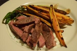 MS Lamb & Spicy Sweet Potatoes