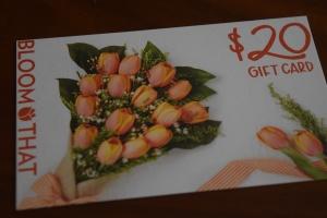 Bloom Card